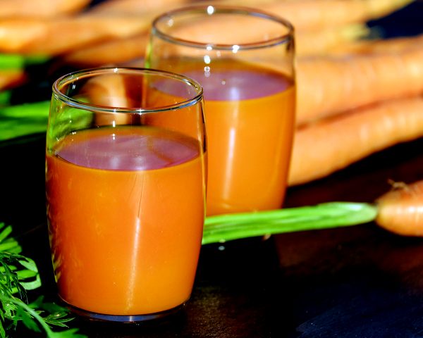 The Carrot Juice Gospel?