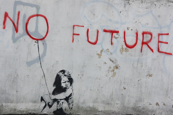 We Have No Future!!... If we choose not to have it